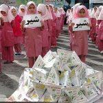 ۷۰ نوبت شیر در مدارس توزیع میشود
